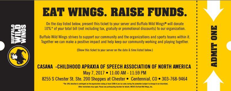 2017 Denver BWW Fundraiser